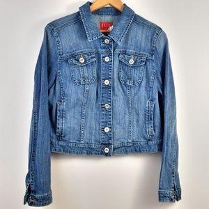 Elle jean jacket